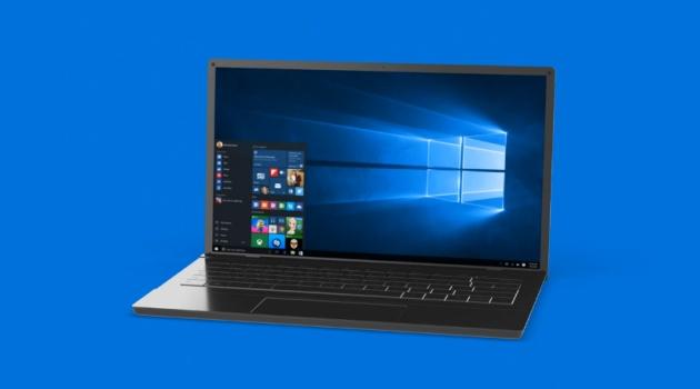 Windows 10 tapeta
