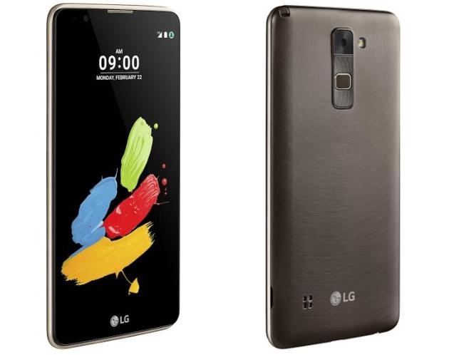 LG Stylus 2 smartfon