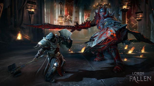Lords of The Fallen gra