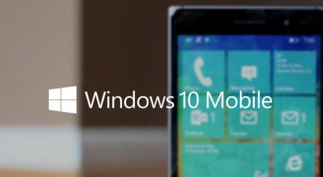 Microsoft Edge w wersji mobilnej