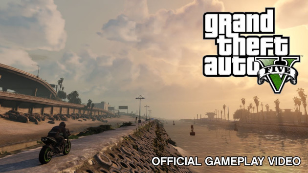 GTA 5 gra screen