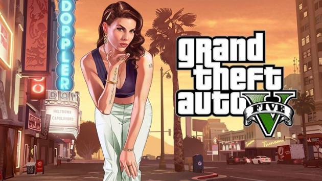 GTA V gra