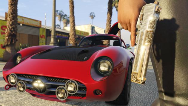 Rockstar Editor PS4 Xbox One