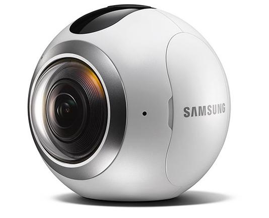 Samsung Gear 360 kamera