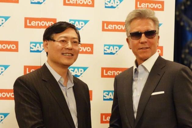 Sap i Lenovo