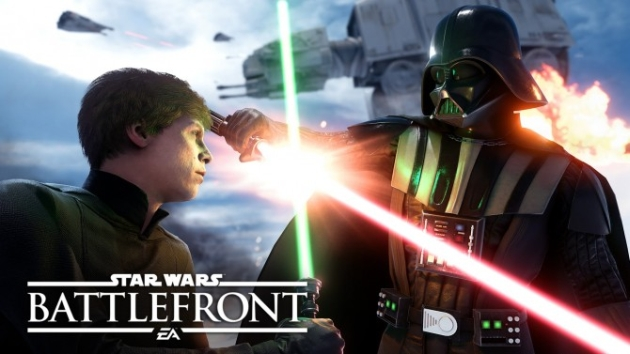 Star Wars: Battlefront gra