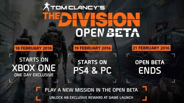 The Division otwarta beta