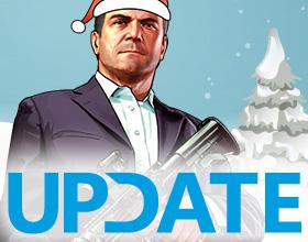 Update #6 - Świąteczna zawierucha