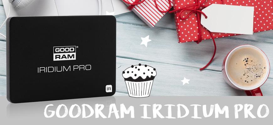 SSD Goodram Iridium Pro 250 GB