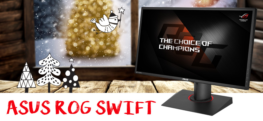 monitor ASUS ROG SWIFT