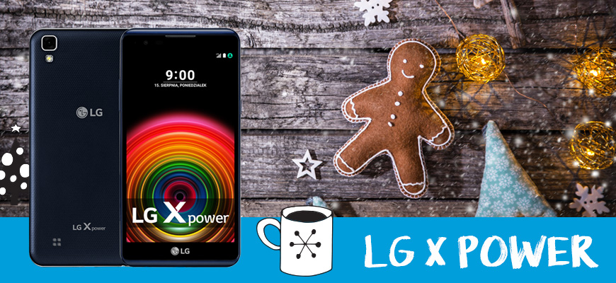 smartfon LG X Power
