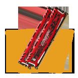 RAM Ballistix Sport LT 2666 2x8GB - 16 grudnia