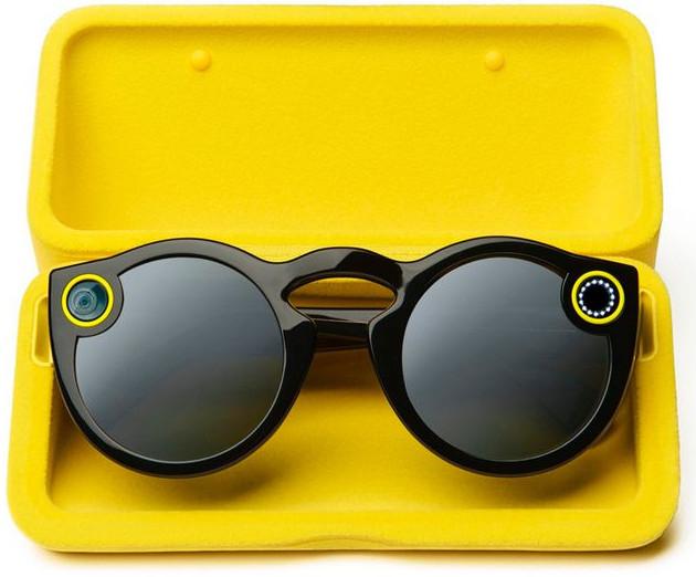 Snapchat Spectacles okulary wygląd
