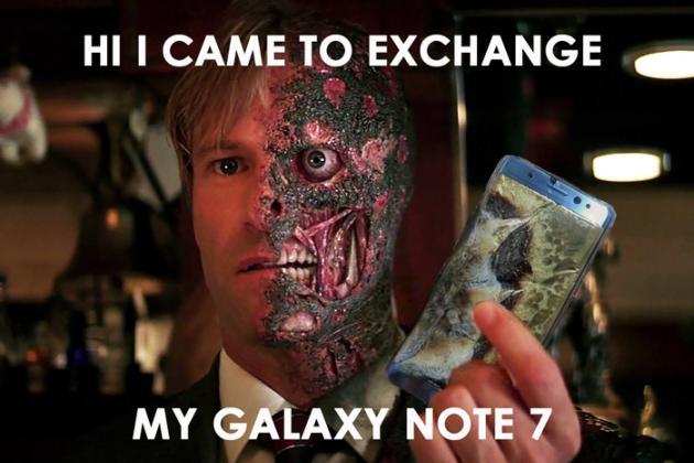 Note 7 mem