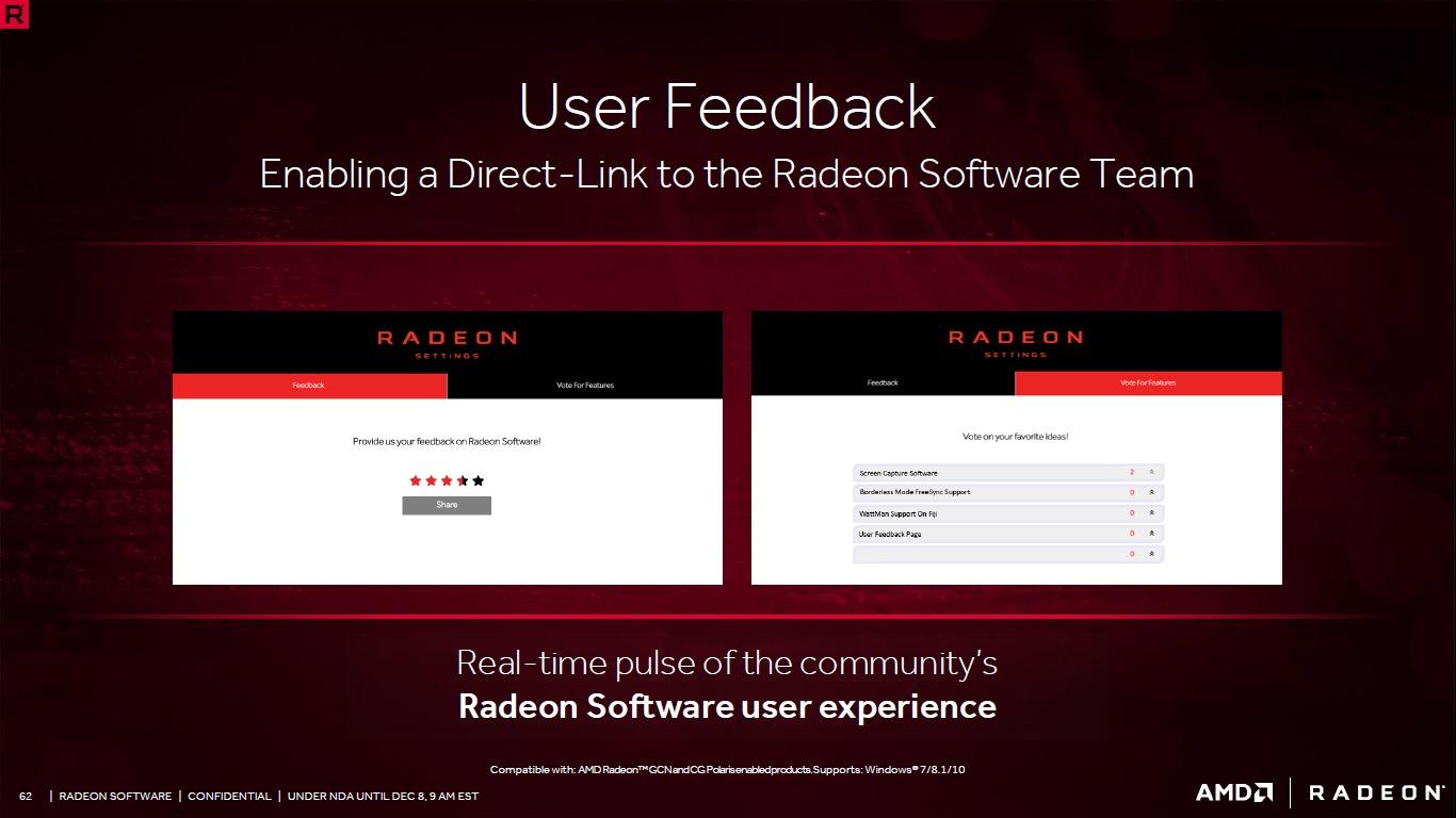 AMD Radeon Software Crimson ReLive Edition: nowe sterowniki dla kart