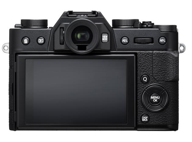 Fujifilm X-T20 tył