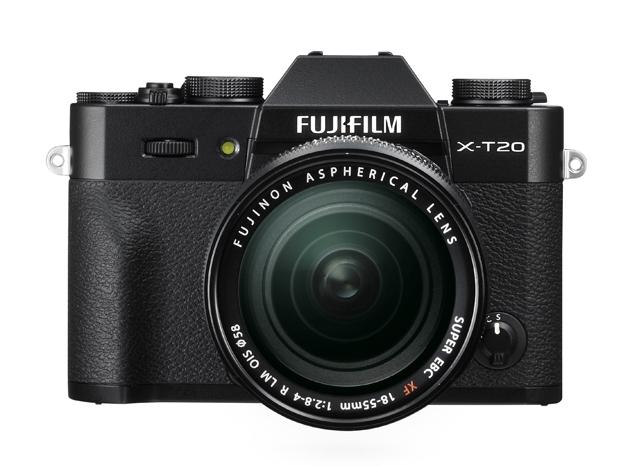 Fujifilm X-T20 przód