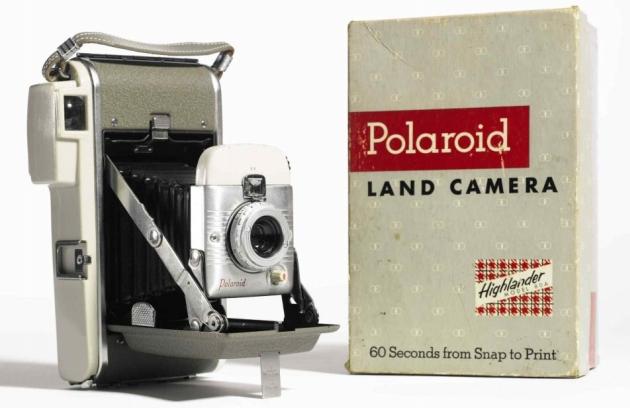 Aparat Polaroid Land