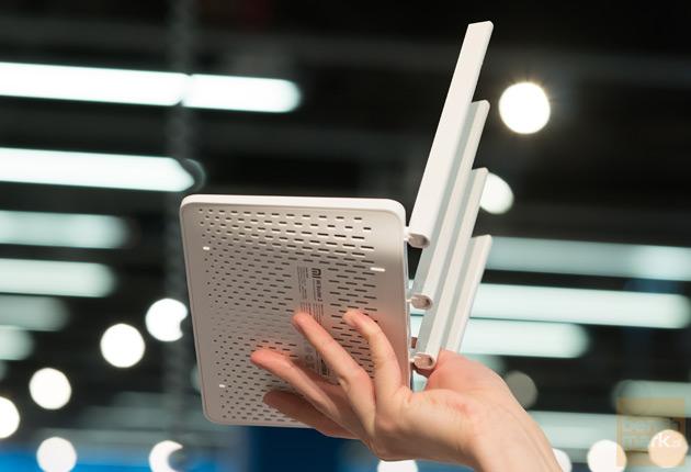 Mi router 3 bok