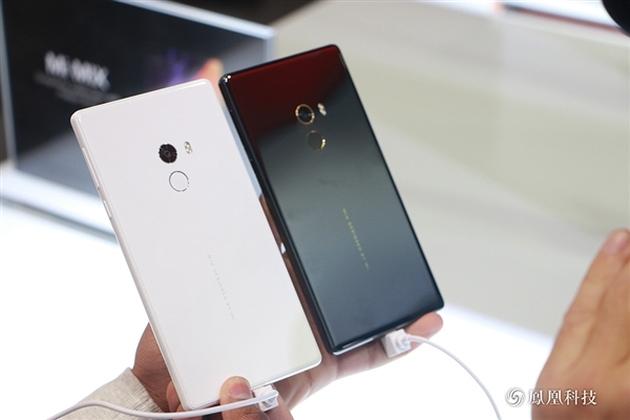 Xiaomi Mi Mix biały i czarny