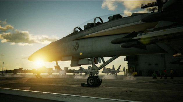 Ace Combat 7 screen