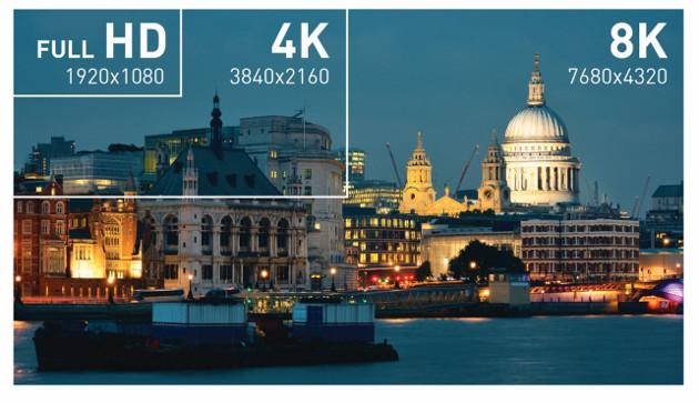 HDMI 2.1 8K