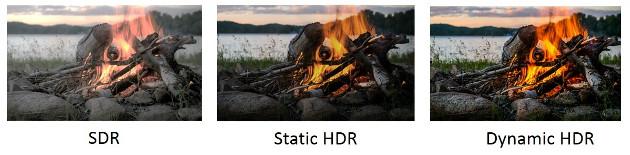 HDMI 2.1 HDR