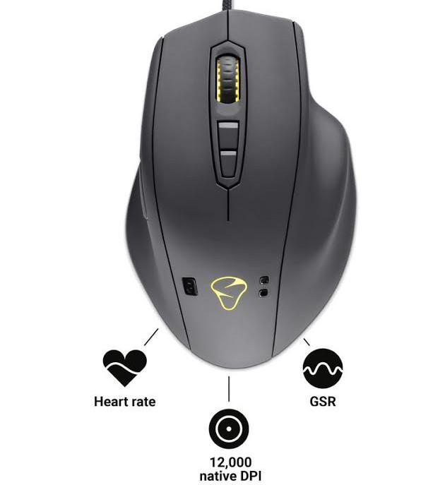 Mionix Naos QG myszka