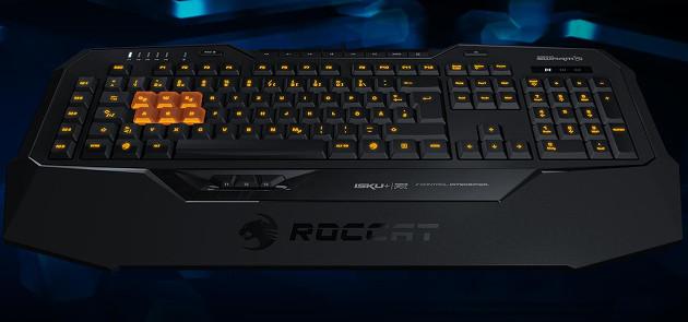Roccat Isku + Force FX