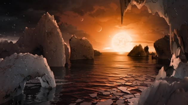 Planety TRAPPIST-1