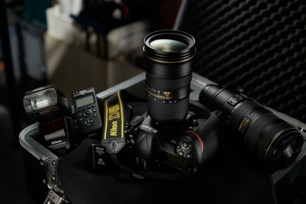 Nikon D5 i akcesoria