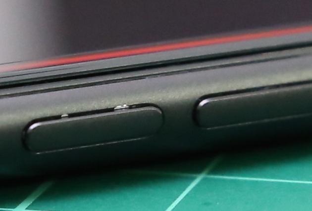 iPhone 7 farba przyciski