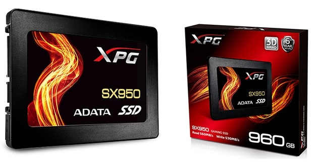 ADATA XPG SX950 dysk SSD