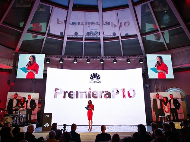 Huawei P10 premiera
