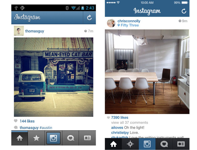 Instagram 2012 - 2013