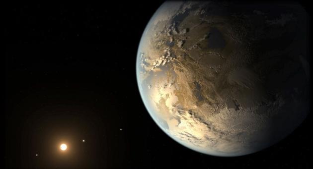Planety pozasłoneczne Kepler