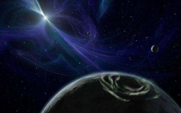 Planeta obiegająca pulsar