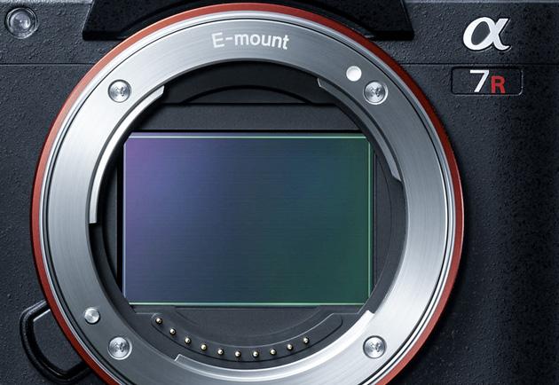 Sony A7RII sensor