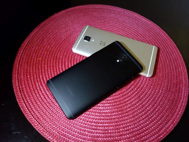 OnePlus 3T colette edition smartfon