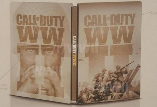 Tegoroczne Call of Duty to WWII