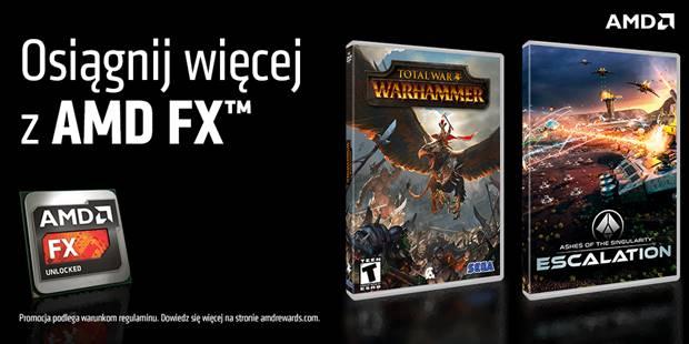 AMD FX promocja