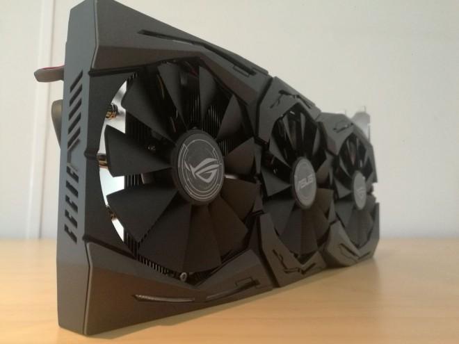 ASUS GeForce GTX 1080 Ti Strix