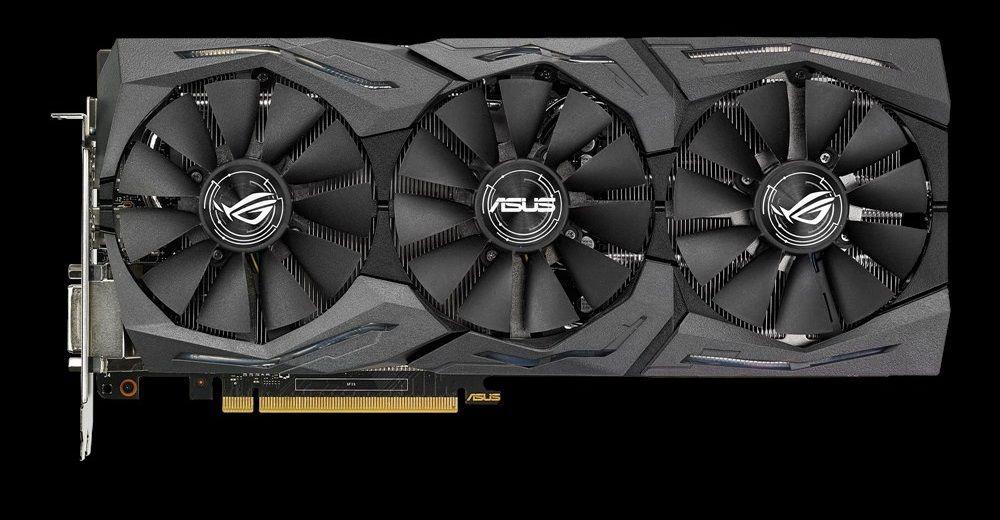 ASUS GeForce GTX 1080 Ti StriX OC