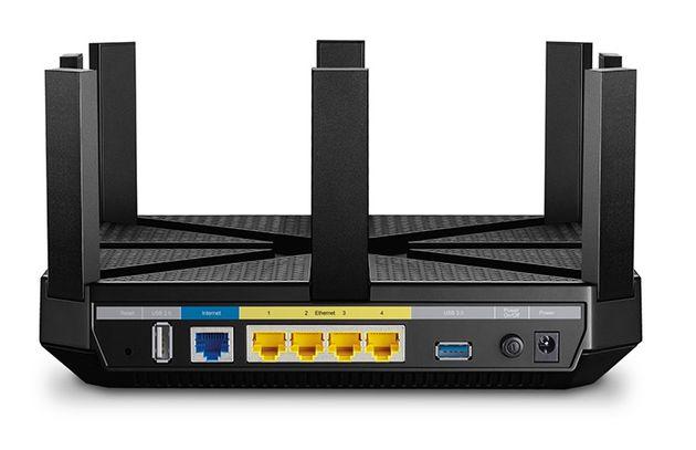 TP-Link Archer C5400 router