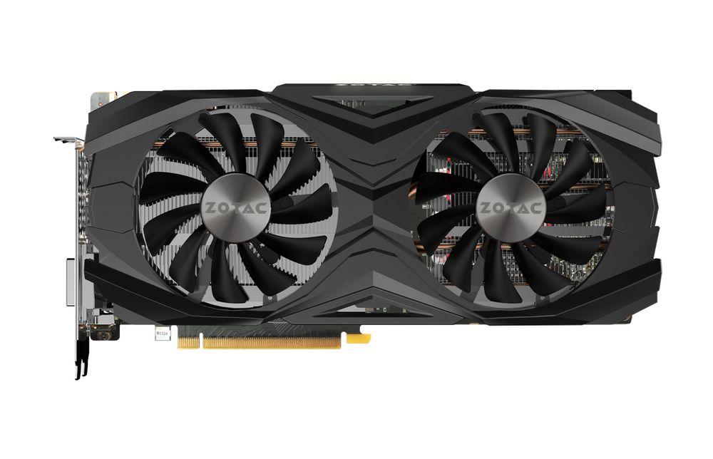 Zotac GeForce GTX 1080 Ti AMP! Edition