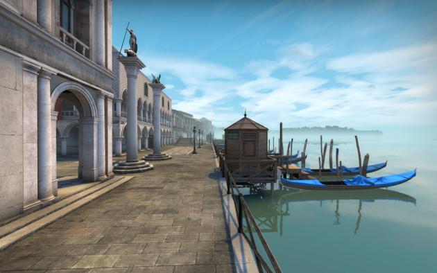 CS:GO Canals mapa