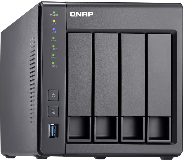 QNAP TS-431X NAS