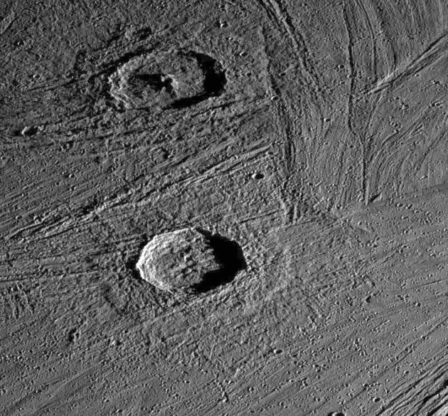 Ganimedes kratery