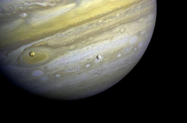 Io przed Jowiszem