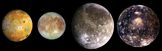 Jowisz księżyce